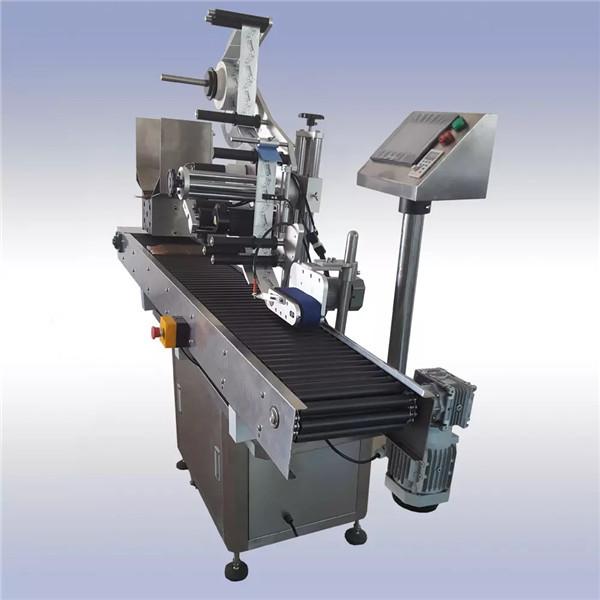 Mesin Pelabelan Pelekat Automatik Pelekat Kawalan Motor yang Diimport