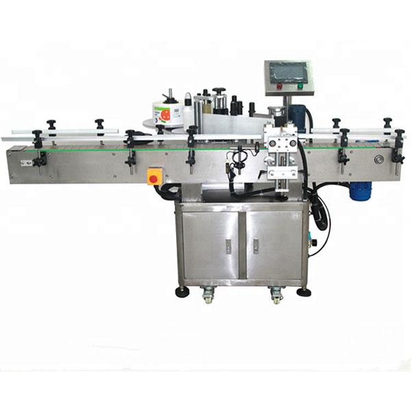 Mesin Pelabelan Depan Dan Belakang, Label Berkelajuan Tinggi Berat 580KG