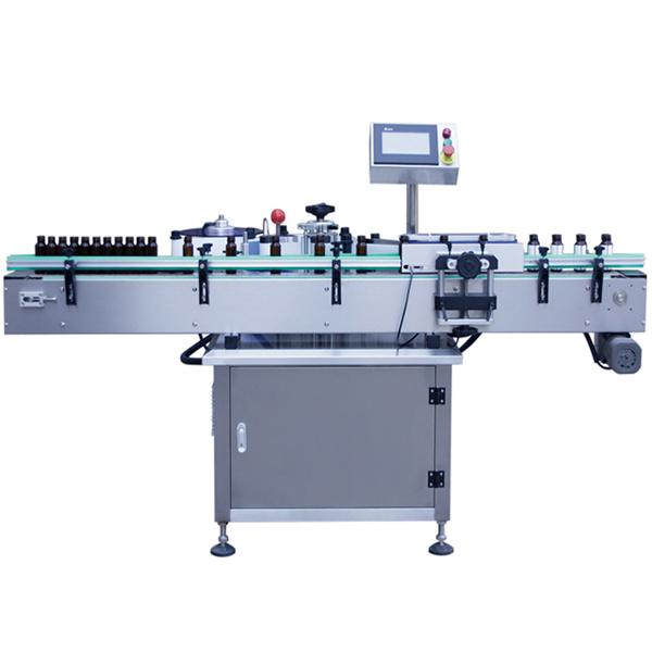 Mesin Pelabelan Automatik PLC Control