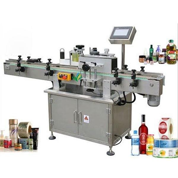 Mesin Pelabelan Botol Bulat, Balut Sekitar Label Aplikator