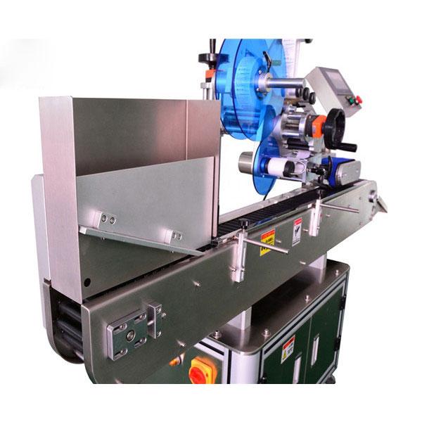 Mesin Pelabelan Pelekat Botol Stainless Steel Untuk Ampul