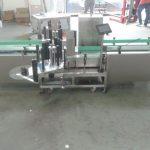Mesin Label Automatik Siemens PLC Control Dengan Permukaan Koleksi