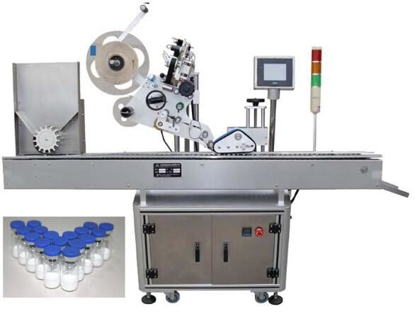 Mesin Pelabelan Botol Kecil 10ml Untuk Farmasi