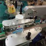Mesin Pelabelan Pelekat Botol Dua Sisi Untuk Produk Penjagaan Diri