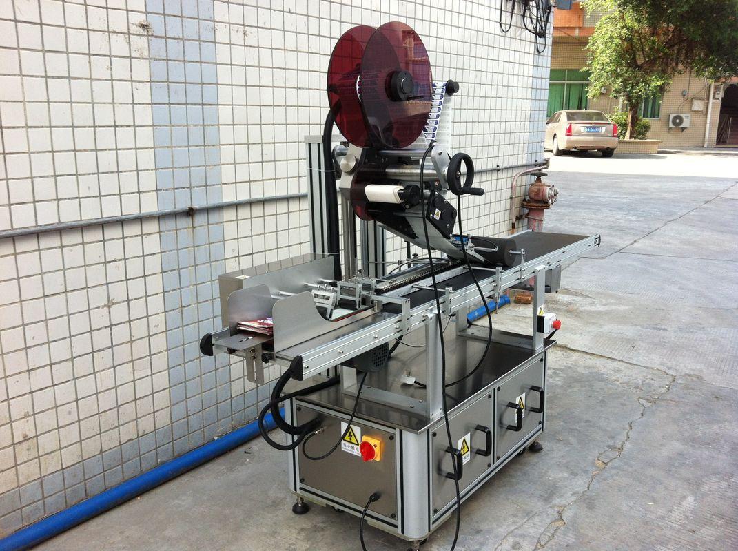 Mesin Pelabelan Atas Pemacu Elektrik, Mesin Pelabelan Pelekat Diri