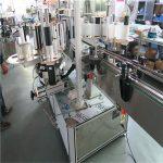 Mesin Pelabelan Berkelajuan Tinggi Single Bucket Plastik, Mesin Pelabelan Dua Sisi