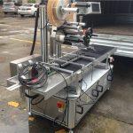 Mesin Label Pelekat Atas Roller Berkelajuan Tinggi Langkah Kawalan Motor