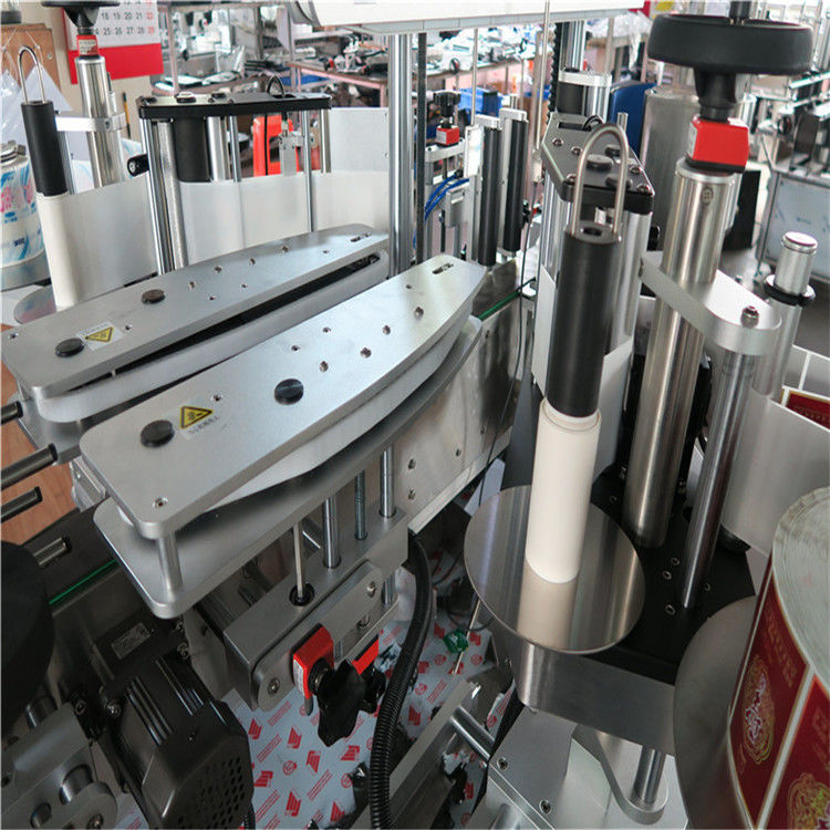 Mesin Pelabelan Pelekat Diri Sepenuhnya Automatik Dua Sisi