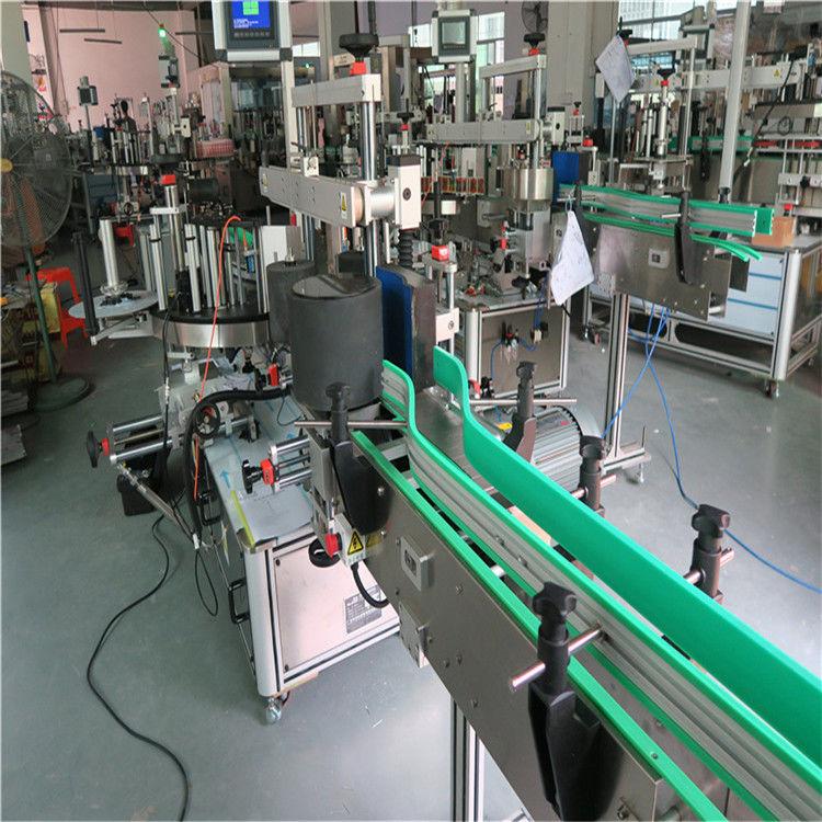 Mesin Pelabelan Botol Pelekat Self-Adhesive Double Side 190mm Tinggi Maks
