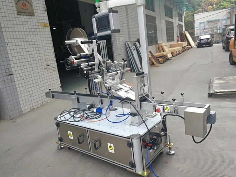 Pembekal Mesin Pelekat Atas Pelekat China Untuk Jenis Pemacu Elektrik Nozzle Pouch