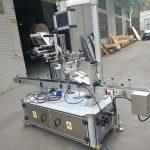 Mesin Pelekat Atas Pelekat Untuk Jenis Pemacu Elektrik Nozzle Pouch
