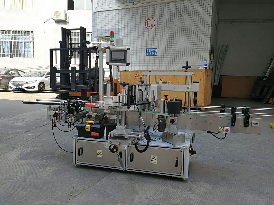 Mesin Pelabelan Pelekat Automatik CE Untuk Pengedap Sudut Karton Kecil